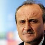 Delio Rossi, allenatore della Fiorentina