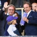 Il saluto dei Della Valle: 'Rifiutate offerte più alte per il bene della Fiorentina'