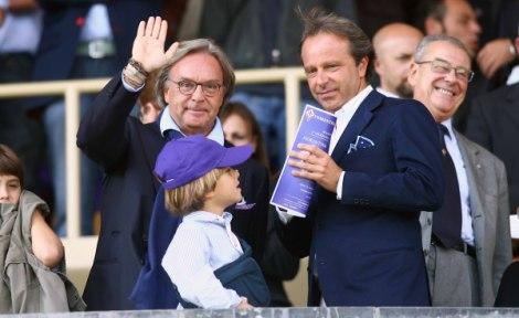 Tifosi della Fiorentina che voto date ai Della Valle?