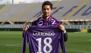 Larrondo Fiorentina