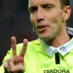 Mazzoleni contro la Fiorentina