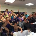 esultanza Fiorentina