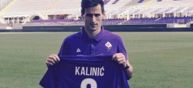 """Kalinic rassicura la Fiorentina: """"Resto a prescindere da Sousa"""""""