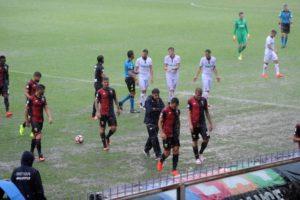 Genoa-Fiorentina rinviata