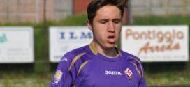 Fiorentina, problema al ginocchio per Federico Chiesa