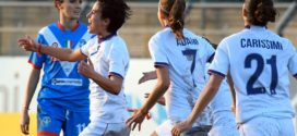 La Fiorentina Femminile ad un passo dallo scudetto