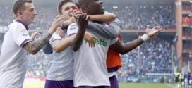 Sampdoria-Fiorentina 2-2: commento e pagelle