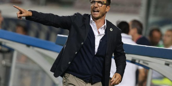 Nuovo allenatore Fiorentina: le ambizioni di Di Francesco sono diverse da quelle viola