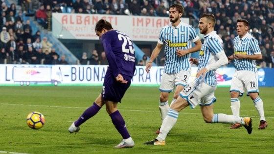Spal-Fiorentina