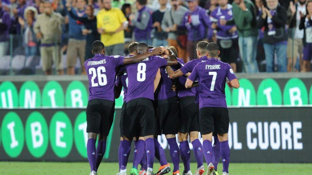 Fiorentina-Chievo 6-1
