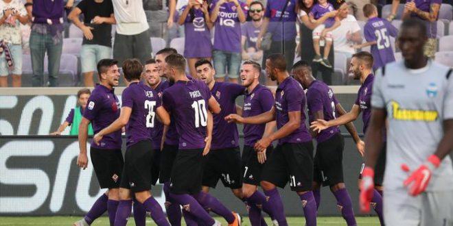 Fiorentina-Spal 3-0: commento e pagelle