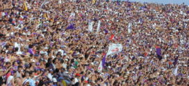Fiorentina: siamo la terza tifoseria in Italia per abbonamenti!