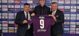 Fiorentina, Pedro a segno con la nazionale brasiliana Under23