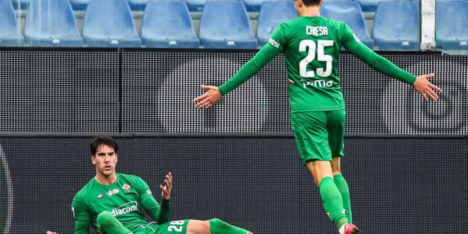 Sampdoria-Fiorentina 1-5: le pagelle al pepe