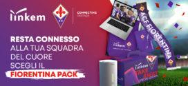La Fiorentina naviga grazie a Linkem